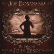 Joe Bonamassa: The Ballad Of John Henry - Plak