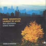 Eddie Henderson: Colors of Manhattan - CD
