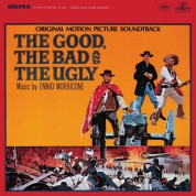Ennio Morricone: The Good, The Bad and The Ugly - Plak