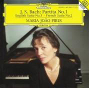 Maria João Pires: Bach, J.S.: Partita, English + French Suites - CD