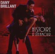 Dany Brillant: Histoire D'un Amour - CD