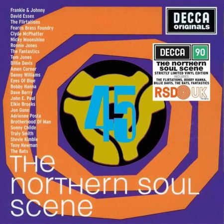 Çeşitli Sanatçılar: The Northern Soul Scene - Plak