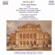 Johannes Wildner: Mozart: Operatic Arias and Duets - CD