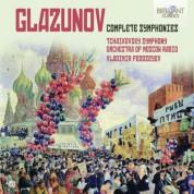 Tchaikovsky Symphony Orchestra of Moscow Radio, Vladimir Fedoseyev: Glazunov: Complete Symphonies - CD