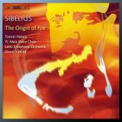 Tommi Hakala, YL Male Voice Choir, Lahti Symphony Orchestra, Osmo Vänskä: Sibelius: The Origin of Fire - CD