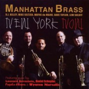 Manhattan Brass: New York Now - CD