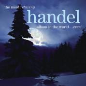 Çeşitli Sanatçılar: Most Relaxing Handel Album - CD
