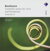 Anssi Karttunen, Tuija Hakkila: Beethoven: Complete Works for Cello & Fortepiano Vol 2 - CD