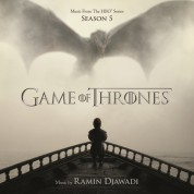 Ramin Djawadi: Game Of Thrones Season 5 (Limited Numbered Edition - Translucent Blue Vinyl) - Plak