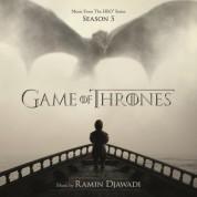 Ramin Djawadi: Game Of Thrones Season 5 (Limited Numbered Edition - Translucent Blue Vinyl) - Plak