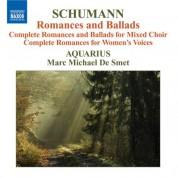 Aquarius: Schumann, R.: Romances and Ballads - CD