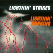 Lightnin' Hopkins: Lightnin' Strikes - Plak