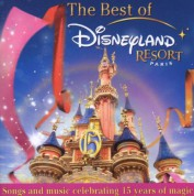 Çeşitli Sanatçılar: Best of Music From Disneyland Resort Paris - CD