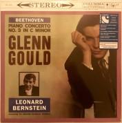 Glenn Gould, Leonard Bernstein, Columbia Symphony Orchestra: Beethoven: Piano Concerto No. 3 In C Minor - Plak