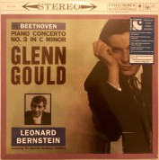 Glenn Gould, Leonard Bernstein, Columbia Symphony Orchestra: Beethoven: Piano Concerto No. 3 In C Minor - Plak