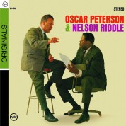 Oscar Peterson, Nelson Riddle: Oscar Peterson & Nelson Riddle - CD