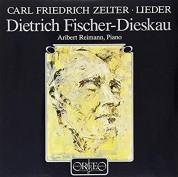 Dietrich Fischer-Dieskau: Zelter: Lieder - Plak