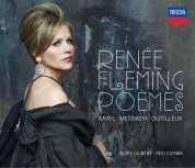 Renée Fleming, Alan Gilbert, Orchestre Philharmonique de Radio France, Seiji Ozawa: Renée Fleming - Poèmes - CD