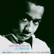 Lee Morgan: Search For The New Land - CD