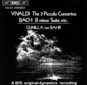 Gunilla von Bahr: Piccolo Concertos - CD