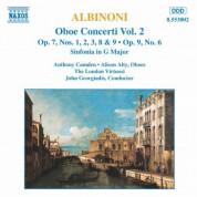 Albinoni: Oboe Concertos, Vol.  2 - CD