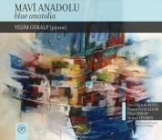Yeşim Gökalp: Mavi Anadolu - CD
