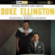 Duke Ellington, Mahalia Jackson: Black, Brown & Beige - Plak