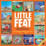 Little Feat: Rad Gumbo: The Complete Warner Bros. Years 1971-1990 - CD