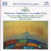 Prin: Dioscures / Ephemeres / Le Souffle D'Iris - CD