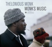 Thelonious Monk: Monk's Music + 4 Bonus Tracks! - CD