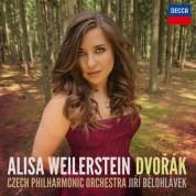 Alisa Weilerstein, Czech Philharmonic Orchestra, Jiří Bĕlohlávek: Dvořák: Cello Concerto - CD