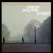Bill Evans: Green Dolphin Street + 1 Bonus Track. Limited Edition In Transparent Green Virgin Vinyl. - Plak