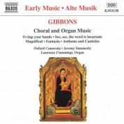 Gibbons: Choral and Organ Music - CD
