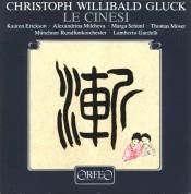 Münchner Rundfunkorchester, Lamberto Gardelli: Gluck: Le Cinesi - Plak