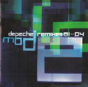 Depeche Mode: Remixes 81··04 - CD