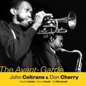 John Coltrane: The Avant Garde + 4 Bonus Tracks - CD