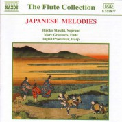 Japanese Melodies - CD