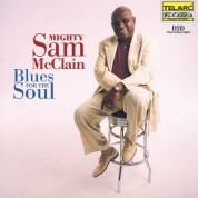 Mighty Sam McClain: Blues For The Soul - CD