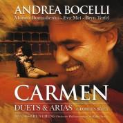 Andrea Bocelli, Bryn Terfel, Eva Mei, Marina Domashenko, Myung-Whun Chung, Orchestre Philharmonique de Radio France: Bizet: Carmen - Duets & Arias Bocelli - CD