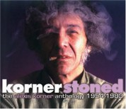 Alexis Korner: Kornerstoned - The Anthology 1954 -1983 - CD