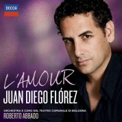 Juan Diego Florez: L'Amour - CD
