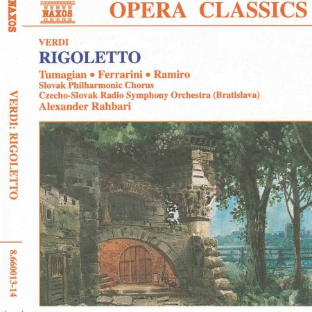 Verdi: Rigoletto - CD