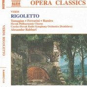 Verdi: Rigoletto - CD
