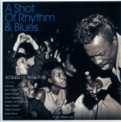 Çeşitli Sanatçılar: A Shot Of Rhythm & Blues (Red Vinyl) - Plak