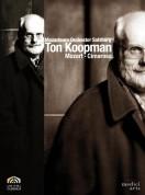 Salzburg Mozarteum Orchestra, Ton Koopman: Mozart: Symphonies No.23 & 34 / Cimarosa: Il maestro di cappella - DVD