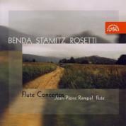 Jean-Pierre Rampal: Benda / Stamitz / Rosetti - CD