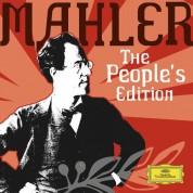 Carlo Maria Giulini, Claudio Abbado, Sir Georg Solti, Herbert von Karajan, Leonard Bernstein, Rafael Kubelik, Riccardo Chailly, Zubin Mehta: Mahler: People's Edition The Symphonies - CD