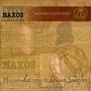 Çeşitli Sanatçılar: Naxos-Artaria Editions Sampler - CD
