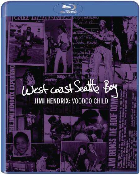 Jimi Hendrix: West Coats Seattle Boy Jimi Hendrix - BluRay