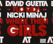 David Guetta, Nicki Minaj: Where Them Girls At - CD